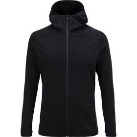 Peak Performance M's Helo Mid Hood Jacket Black